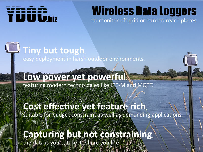 wireless data loggers